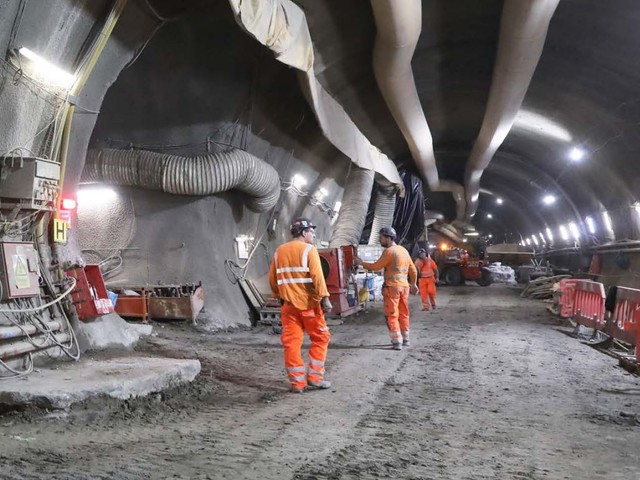 London railway upgrades – a progress report