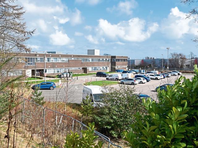 Coronavirus: Aberdeen council depot's back-up morgue plan