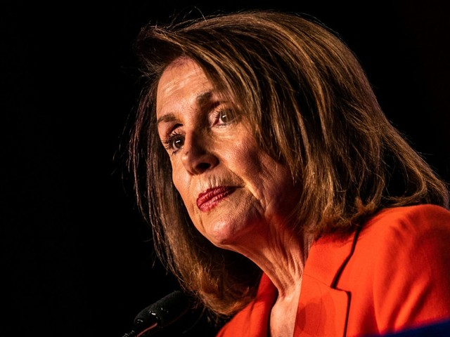 Pelosi: US-UK trade deal after Brexit is 'no given'