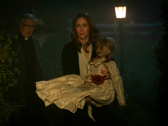 'Annabelle Comes Home' Film Review: Horror Sequel Conjures Up Barely Any Real Scares