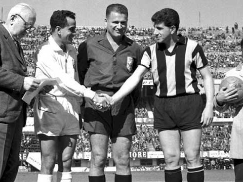 On This Day in Football: Santos break Peñarol's hegemony