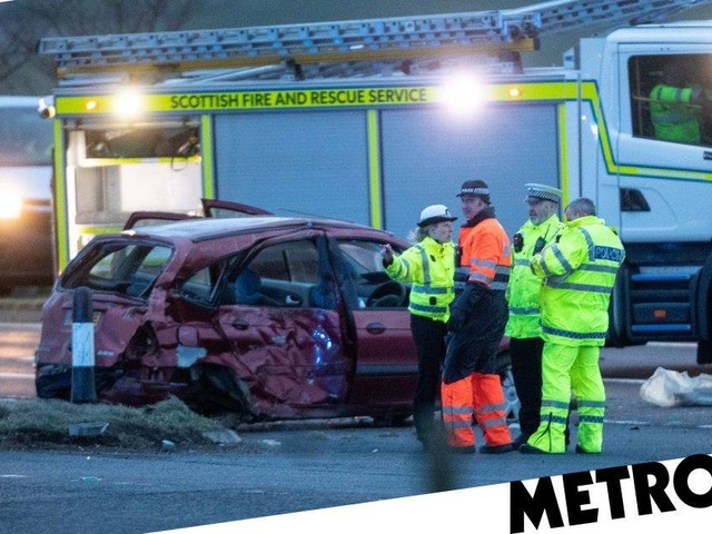 Man charged over A90 crash which left three people dead