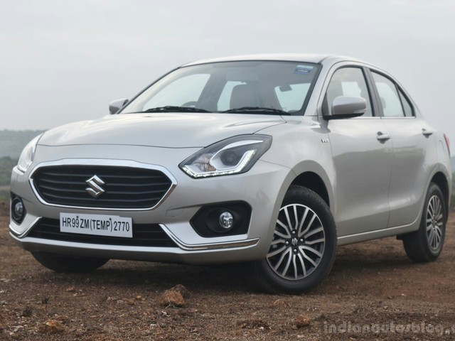 Maruti Dzire sales touch almost 31,000 units in August