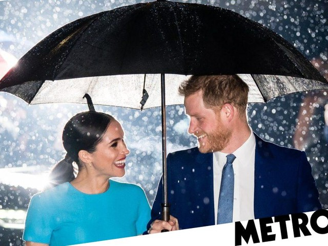 Meghan is back for her first public appearance since quitting as a senior royal