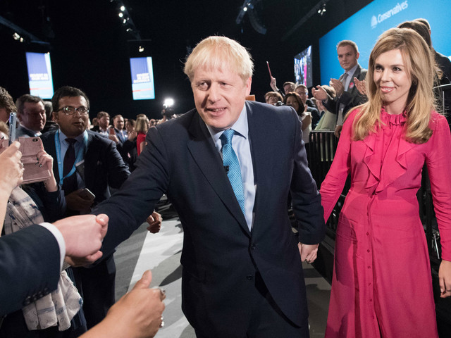 What Boris Johnson's conference speech reveals about his next steps