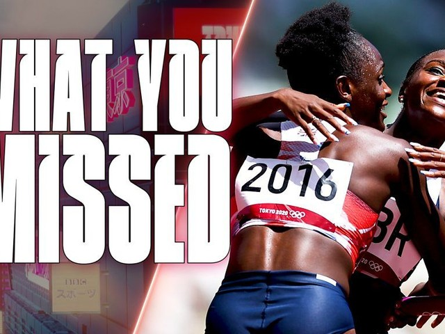 Tokyo Olympics: Kayaking bronze, Asher-Smith returns and skateboarding success on day 13