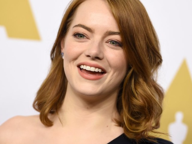 Emma Stone shares a drawing of her anxiety and touches on an important topic