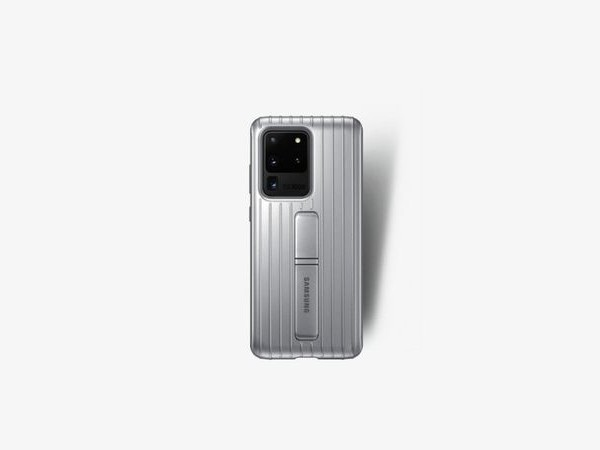 Heavy-Duty Kickstand Smartphone Cases - The Samsung Protective Standing Cover is Durable (TrendHunter.com)
