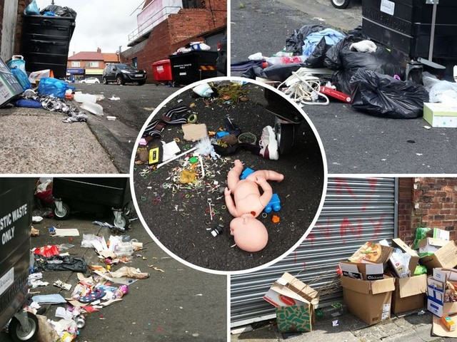 West End neighbours 'too scared' to grass up fly-tippers