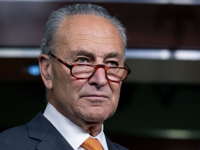 Chuck Schumer Apologizes for 'Outdated and Hurtful' Term for Developmentally Disabled Children