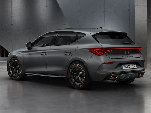 Cupra Leon eHybrid plug-in hot hatch launched with 242bhp