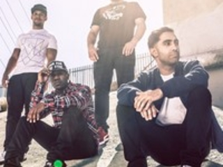 Rudimental Drop Bubbly New Track Scared Of Love Featuring Stefflon Don and Ray BLK