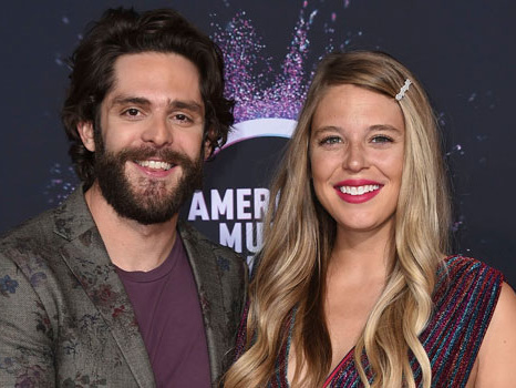Thomas Rhett's Wife Lauren Akins Pregnant With Baby No. 4: Couple Confirms They're Having A Girl