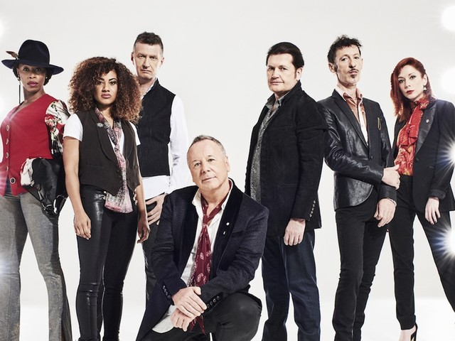 Simple Minds to appear at Custom House Square, Belfast in August
