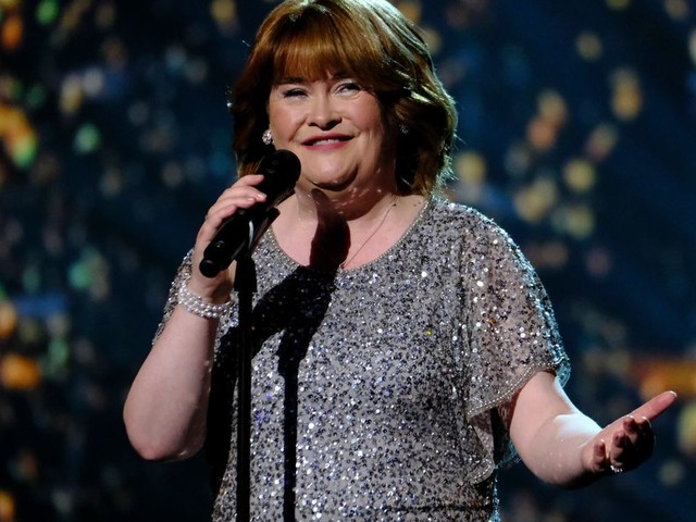 Susan Boyle Featuring In The Olympics Opening Ceremony Is The Gift No One Saw Coming