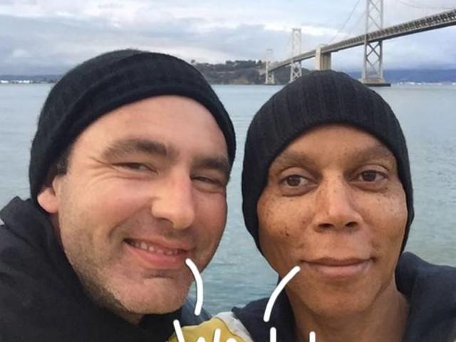 RuPaul Secretly Married His Longtime Partner Georges LeBar — IN JANUARY!
