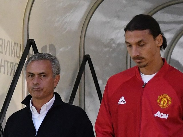 Manchester United manager Jose Mourinho signed Zlatan Ibrahimovic for two reasons