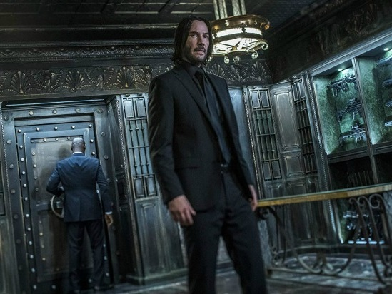 'John Wick: Chapter 3' Dethrones 'Avengers: Endgame' From Top of Box Office