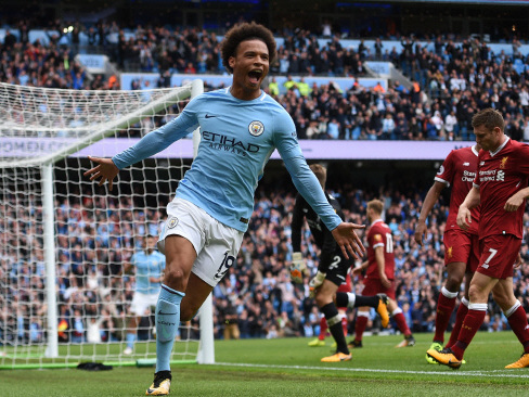 City rout Reds, Arsenal ease pressure on Wenger