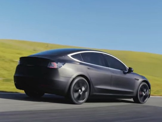 Tesla to Skip Model 3 Development Steps, and Jump to 'Early Release'