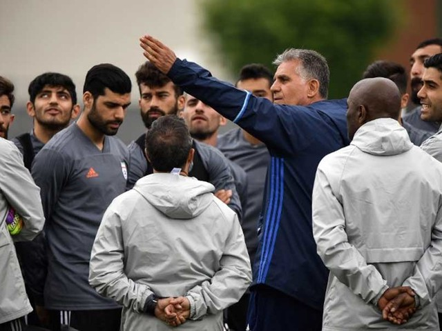 Iranian Football Team Seeks Apology From Sports Brand Amid US Sanctions