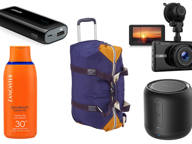 The best travel accessories you can find on Prime Day 2019