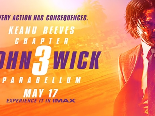 """Movie Review: """"John Wick 3"""" Packs A Lot of Bang For Your Buck"""
