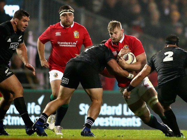 Lions must rely on the bludgeon against All Black swordsmen