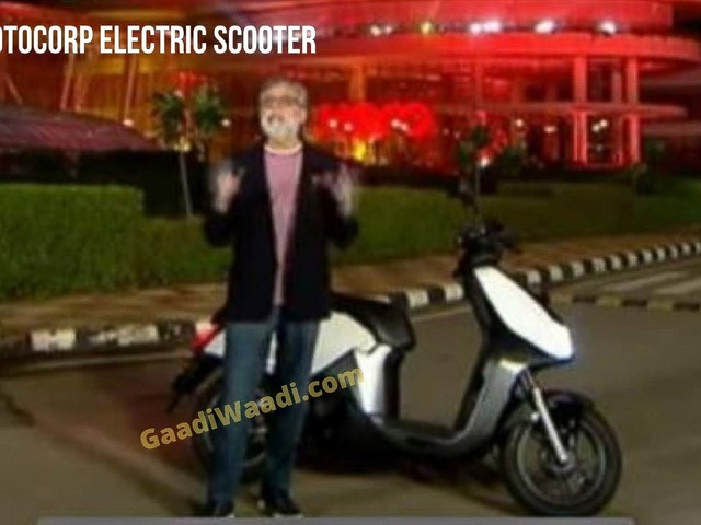 Hero's First Electric Scooter To Be Launched By March Next Year – Report