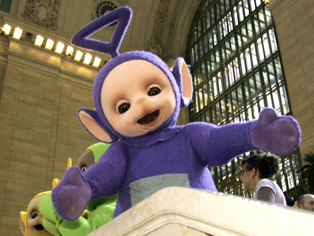 'RIP Tinky Winky': Costars Pay Tribute After 'Teletubbies' Actor Dies At 52