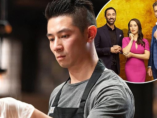 MasterChef favourite Reynold Poernomo reveals he almost turned down appearing on this year's show