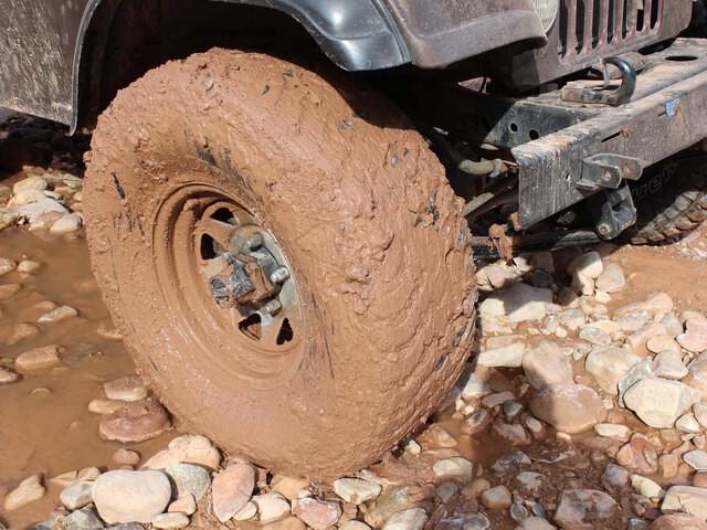 Nuts & Bolts: Tire Tech
