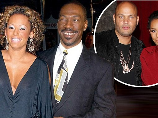 Eddie Murphy is dragged into Mel B's divorce