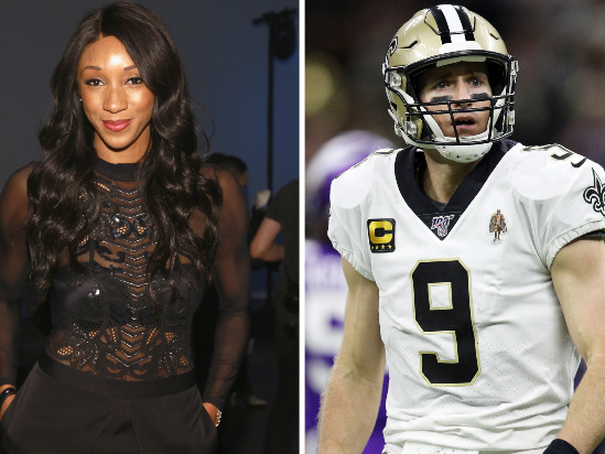 ESPN's Maria Taylor Won't Apologize for Holding Drew Brees' Insensitive Comments Accountable (Video)