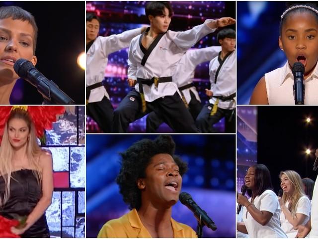 All 6 'America's Got Talent' Golden Buzzer Acts From Season 16 (Videos)