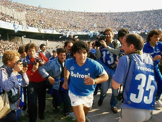 How 'Diego Maradona' Director Got Soccer Legend to Talk – But Still Didn't Show Him On Camera