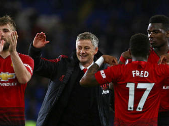 Man City stunned by Palace as Solskjaer works Man Utd magic