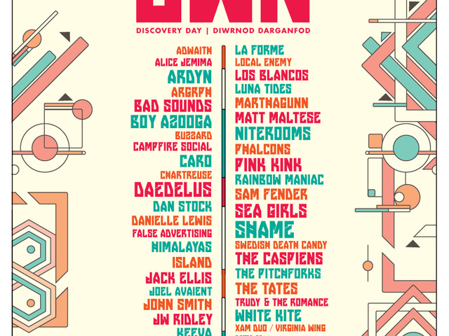 NEWS: Sŵn Discovery Day final line-up announced
