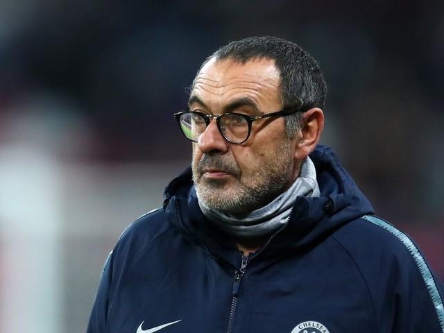 Sarri lauds Chelsea's good performance; laments VAR, bad result