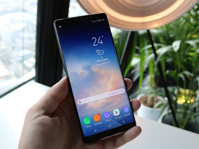 Samsung Galaxy Note 8 Unveiled: UK Price And Release Date Confirmed