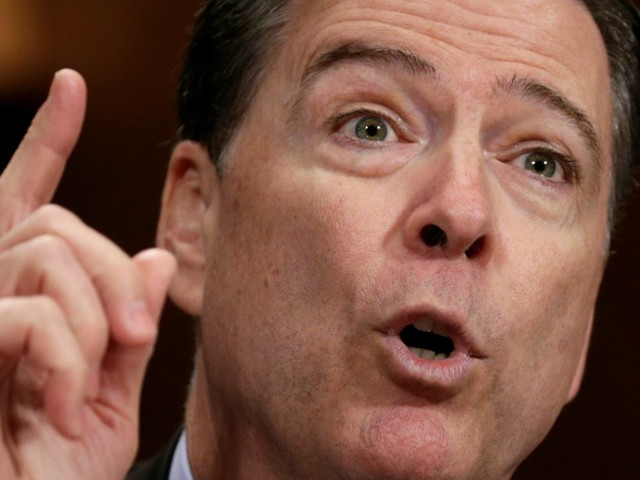 James Comey explained why he sent the letter about the Clinton email investigation but didn't disclose the probe into Trump