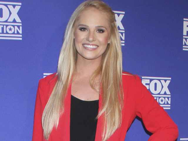 Tomi Lahren Says 'Liberal Indoctrination' Starts In Elementary School