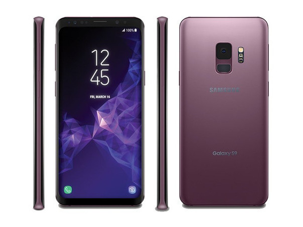 Stereo speakers reiterated for the Galaxy S9, along with '3D emoji'