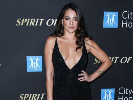 Natalie Martinez praises Chadwick Boseman as a 'humble gentleman'