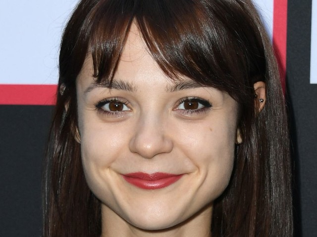 Skins Star Kathryn Prescott In Intensive Care After Being Hit By Cement Truck In New York