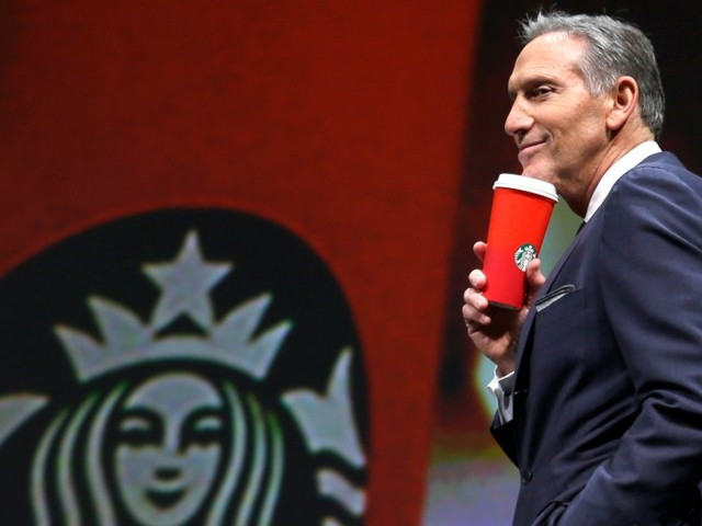 Starbucks is using the oldest trick in the book to boost its stock price (SBUX)