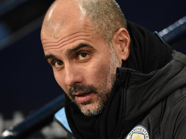 Man. City must maintain 'big club' mentality - Guardiola
