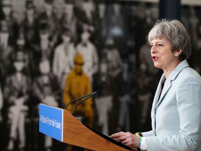 What Theresa May's Tuition Fees Review Means For Young People - HuffPost Verdict