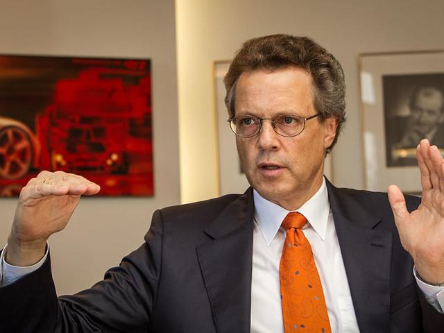 Bentley CEO Wolfgang Durheimer replaced by JLR strategy boss