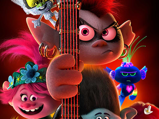 With 'Trolls World Tour,' Universal Prepares for an Unprecedented Movie Release